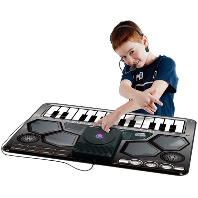 DJ Music Spielmatte Musikmatte SLW9828/2204