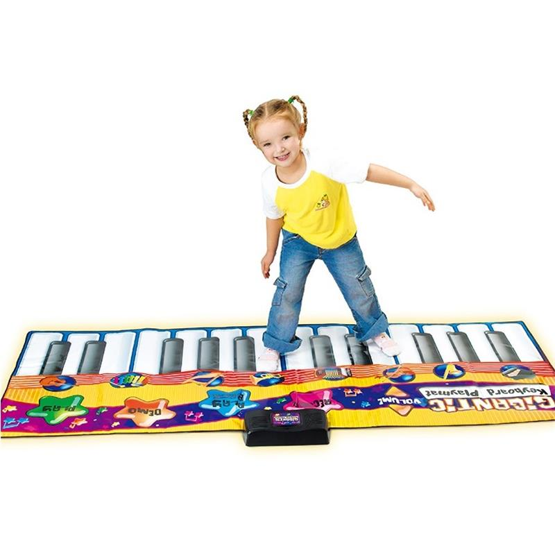 Gigante piano alfombra de juego para ni os alfombra - Alfombras para jugar ninos ...