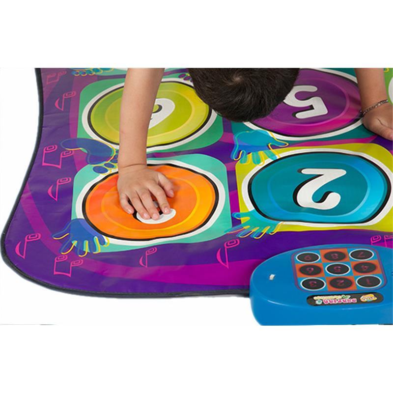 Tanzcontest Spielmatte Tanzmatte Musikmatte SLW9715/2210