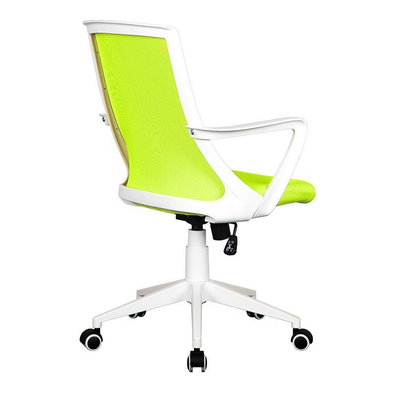 b rostuhl drehstuhl schreibtischstuhl gr n wei 0722m 2242. Black Bedroom Furniture Sets. Home Design Ideas