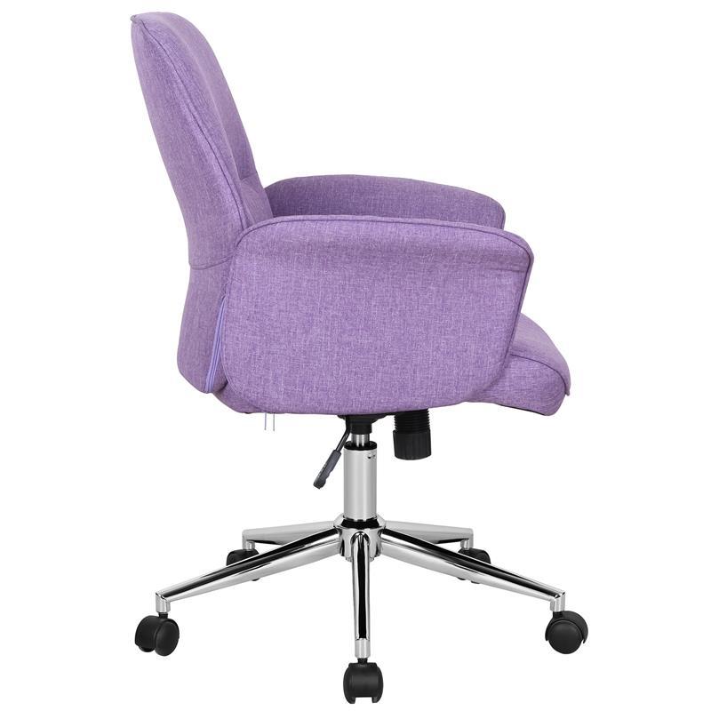 Sedia ufficio sedia direzionale sedia girevole viola 0704M/3674