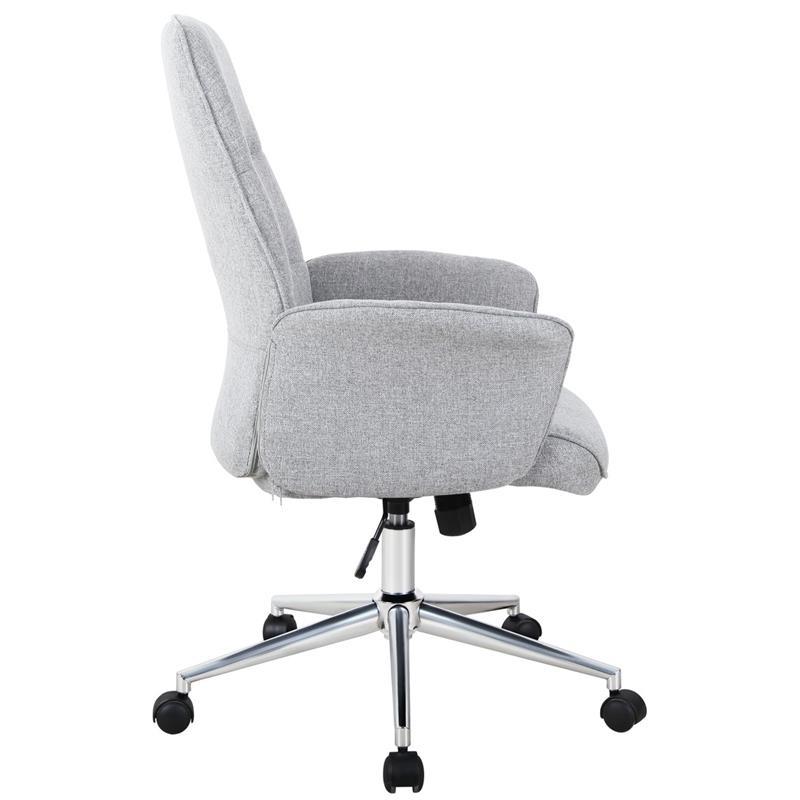 Office Swivel Chair Grey 0704H/4458