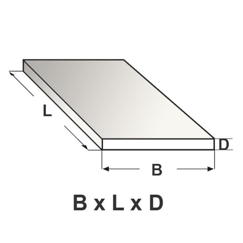 Alu Riffelblech Warzenblech Quintett Aluminium Tr/änenblech Alublech 300x1000x2,0//3,5 mm