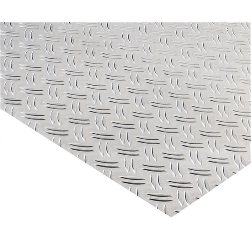 alu riffelblech warzenblech duett aluminium tr nenblech alublech 1 5 2 2 5 4mm ebay. Black Bedroom Furniture Sets. Home Design Ideas