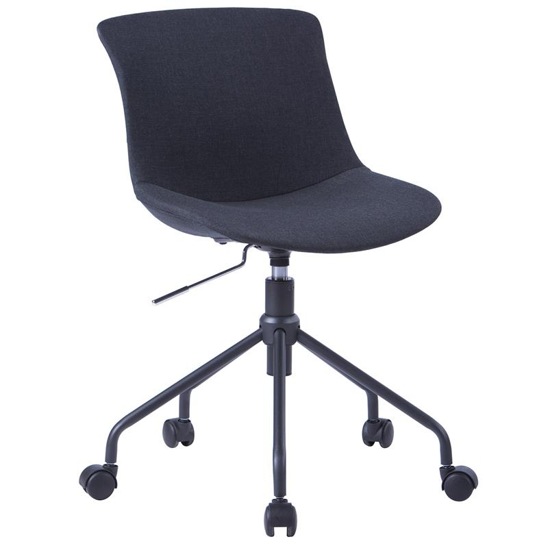 Bürostuhl Drehstuhl Schreibtischstuhl Schwarz 7-08R/8177