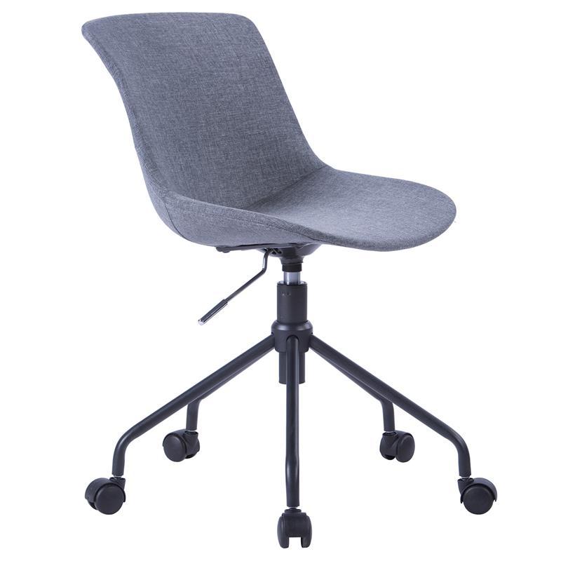 Bürostuhl Drehstuhl Schreibtischstuhl Grau 7-08R/8178