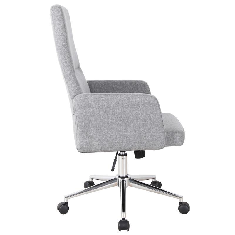 Bürostuhl Drehstuhl Schreibtischstuhl Grau 1320H/8179