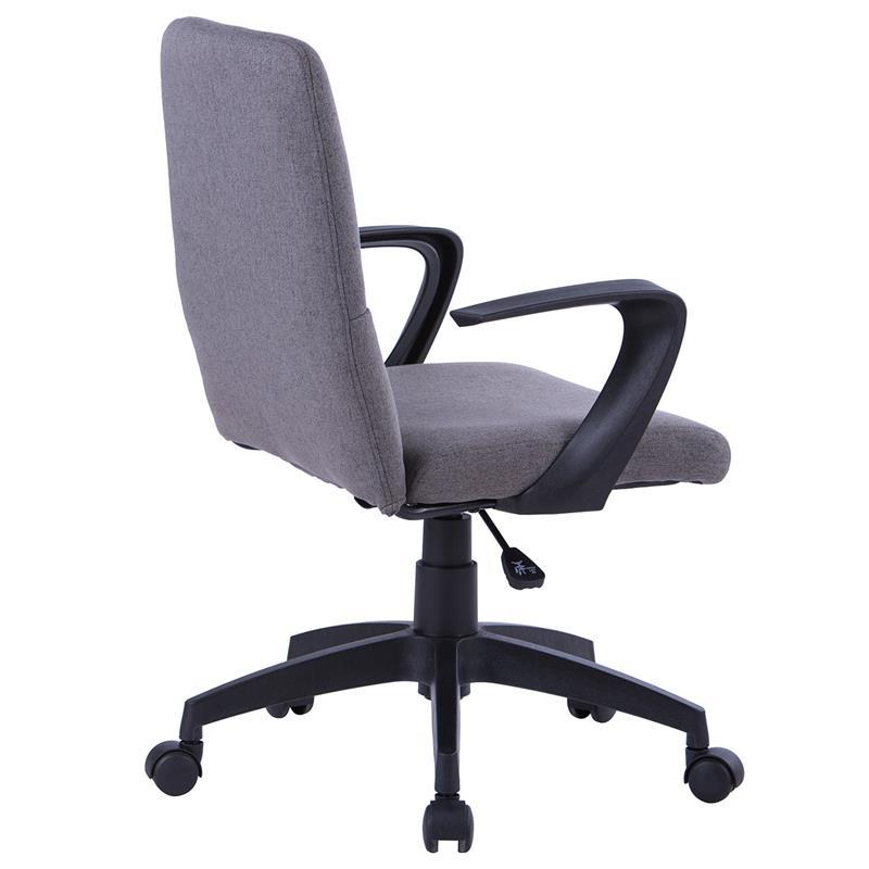 Bürostuhl Drehstuhl Schreibtischstuhl Grau W-212A/8182