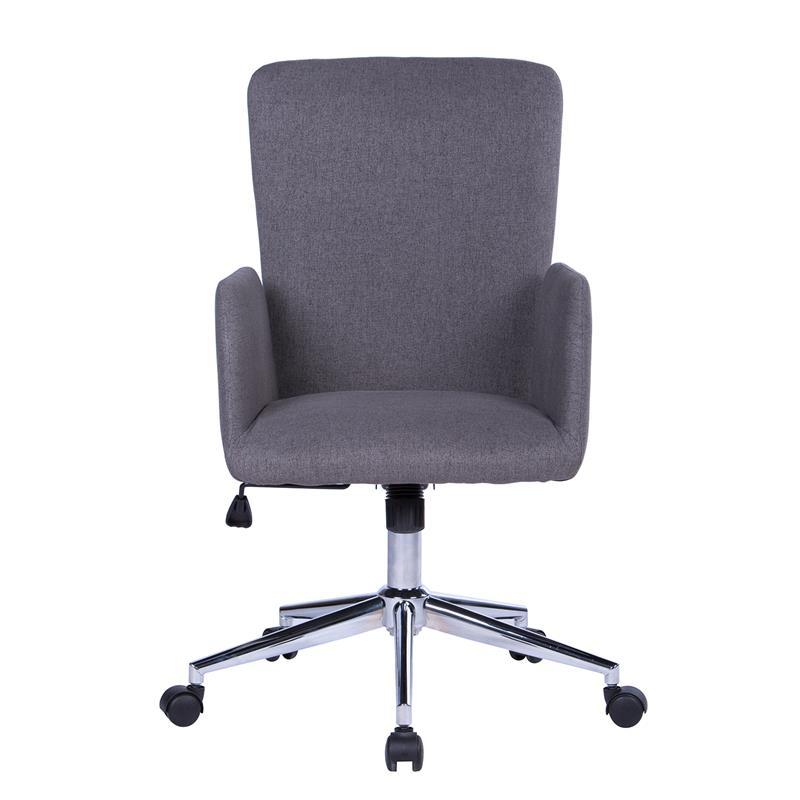 Bürostuhl Drehstuhl Schreibtischstuhl Grau W-173A-1/8186