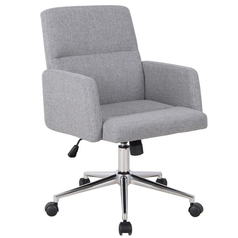 Bürostuhl Drehstuhl Schreibtischstuhl Grau 1320L/8324
