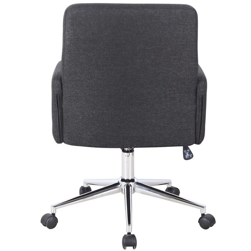 Bürostuhl Drehstuhl Schreibtischstuhl Schwarz 1320L/8325