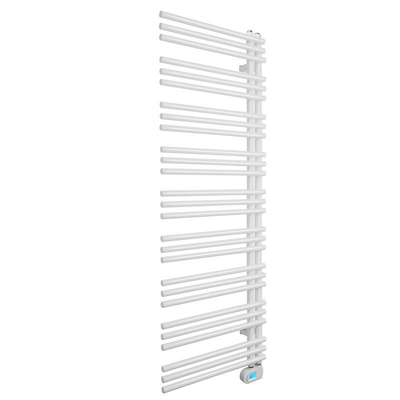 Radiador de baño eléctrico 550x1600 mm Blanco R36/8408
