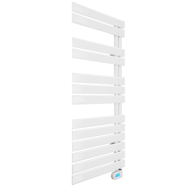 Radiador de baño eléctrico 550x1355 mm Blanco R49/8409
