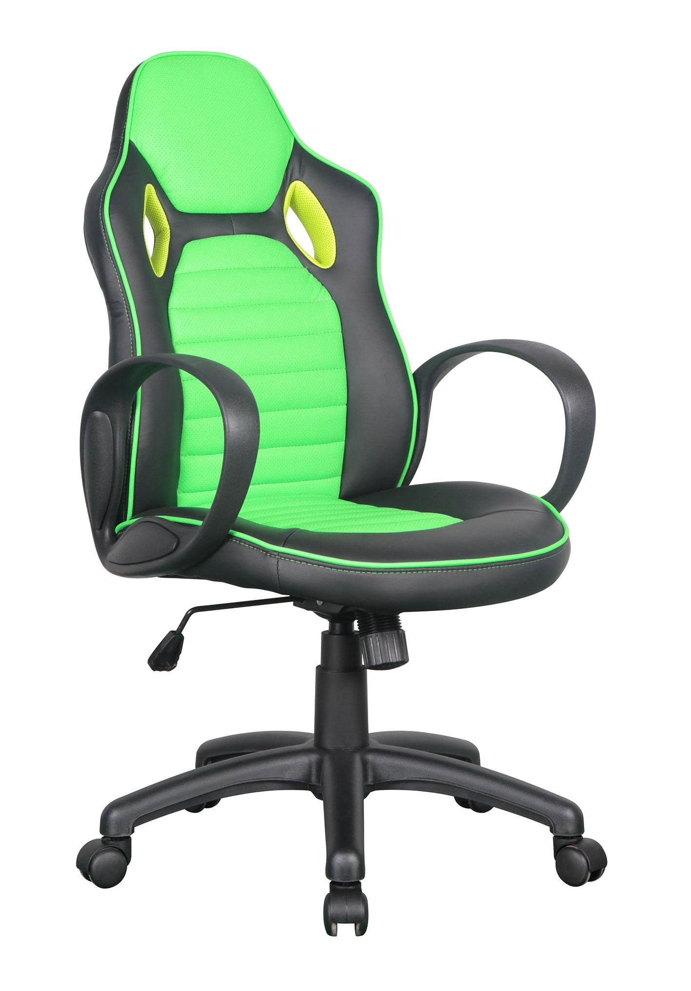 Sixbros racing silla de oficina silla giratoria diferentes for Silla de oficina racing