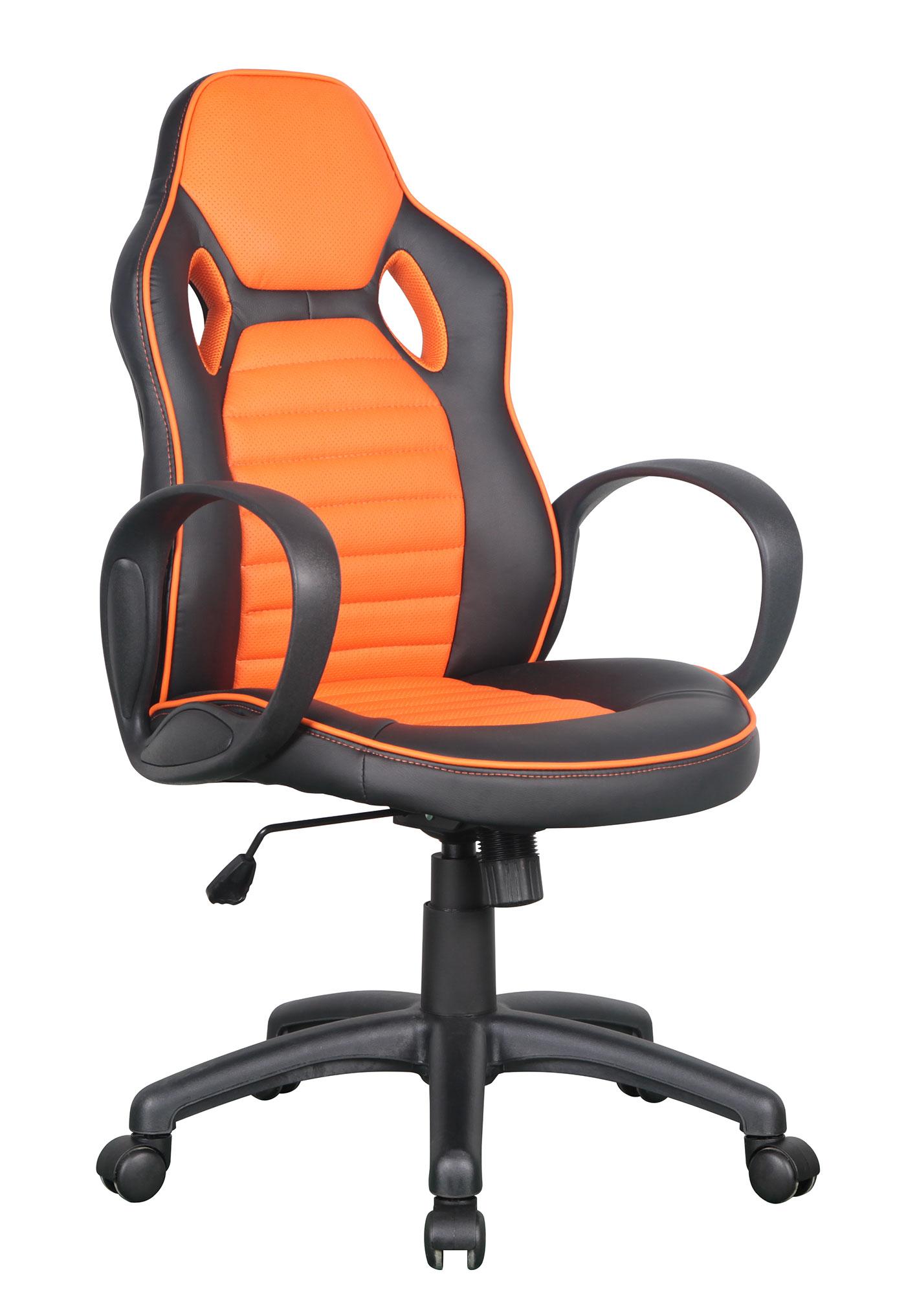 Sixbros racing silla de oficina silla giratoria for Silla de oficina racing