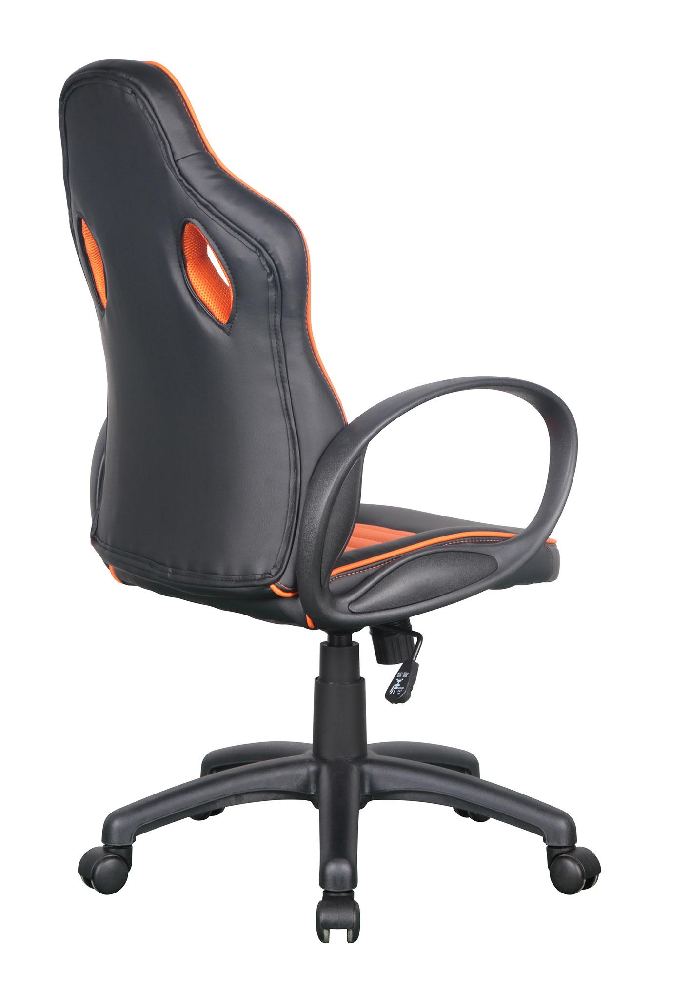 Sixbros racing silla de oficina silla giratoria for Modelos de sillas para oficina