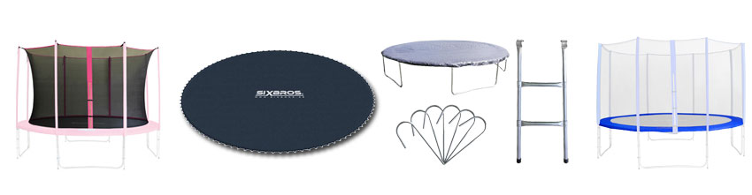 Trampoline Spare Parts - Accessories